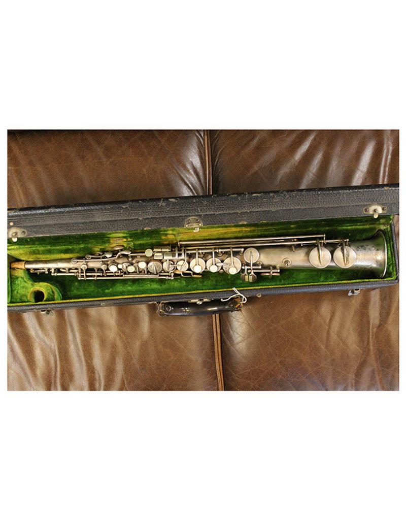 Holton Holton Bb Soprano Saxophone (ca. 1923)