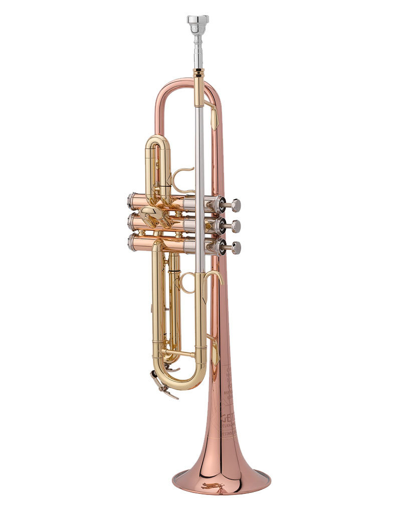 Getzen Getzen 900 Eterna Deluxe Model Bb Trumpet