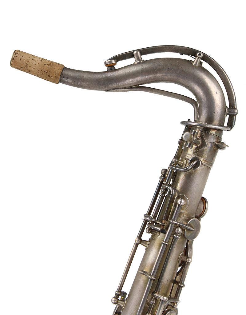 King King by H.N White Tenor Saxophone ca. 1928