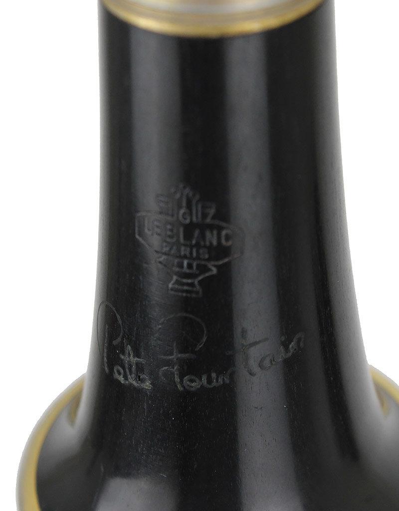 LeBlanc Leblanc Pete Fountain Model Bb Clarinet