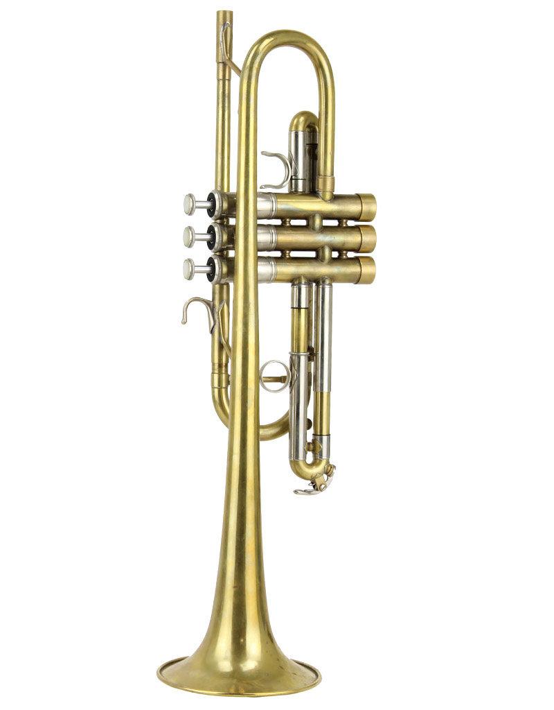 Yamaha Yamaha YTR6445H C Trumpet w/Blackburn Leadpipe & Tuning Slide