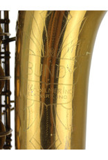George Bundy George M. Bundy Tenor Saxophone