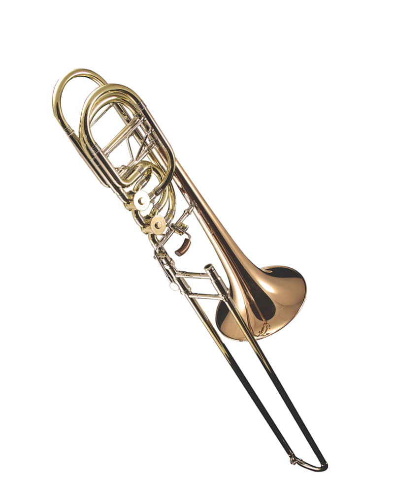 Greenhoe Greenhoe GB5 Independent Valve Bass Trombone