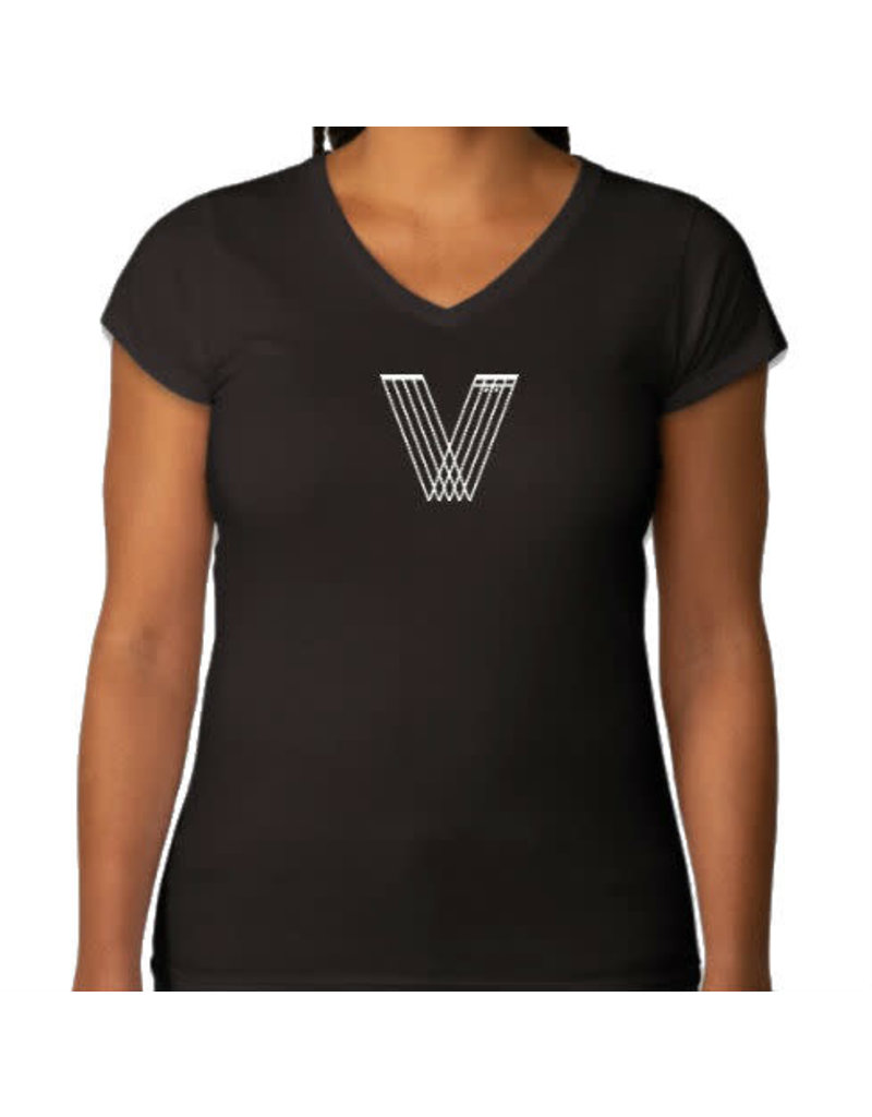 Virtuosity Virtuosity V Neck T Shirt