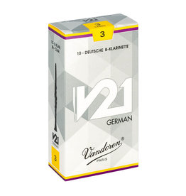 Vandoren Vandoren V21 German Bb Clarinet Reed