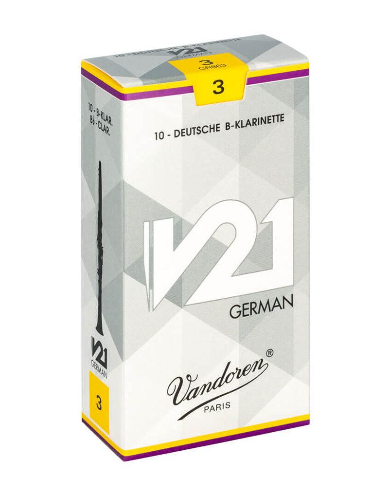 Vandoren Vandoren V21 German Bb Clarinet Reed