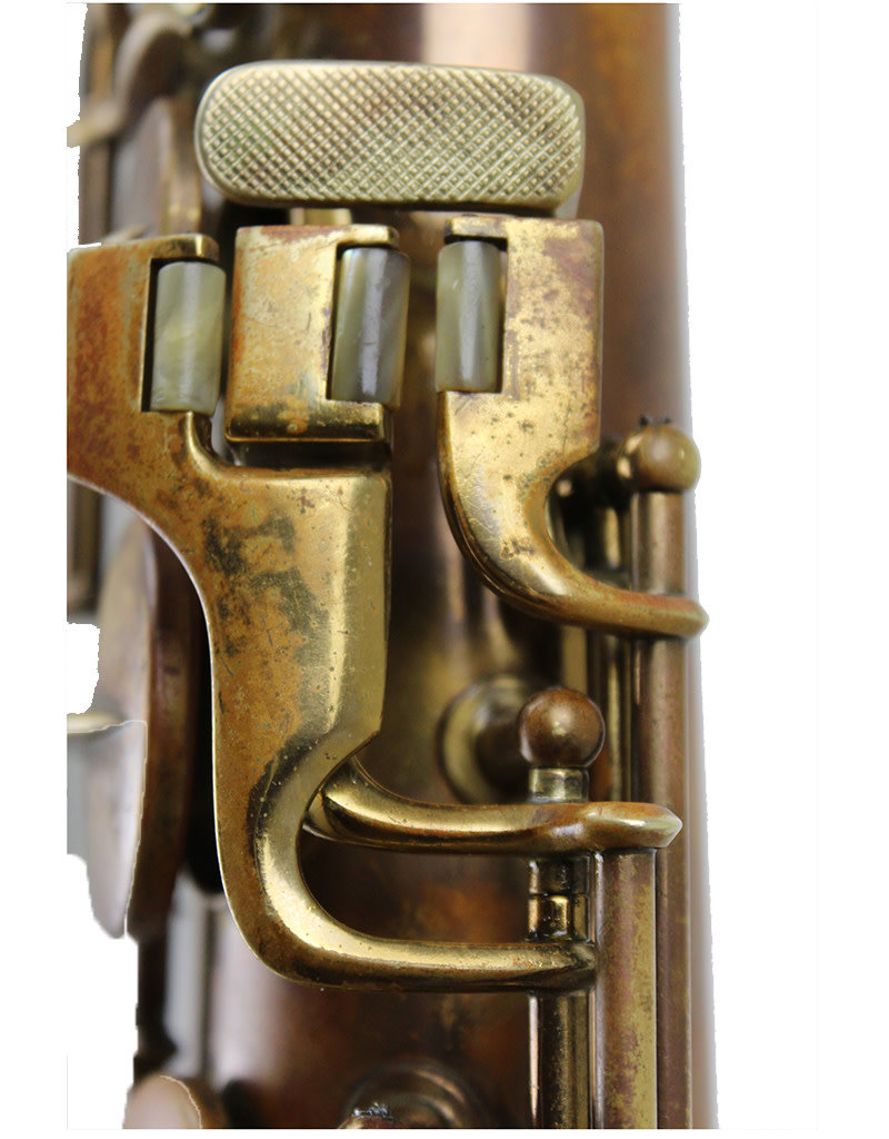Conn Conn 10M Chu Berry Tenor Saxophone