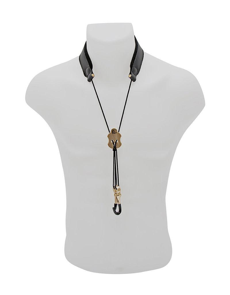 BG BG Look Edition Saxophone Strap w/ Metal Snap Hook