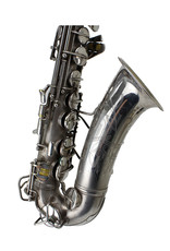 Conn Conn Transitional 6M Alto Saxophone in Silver