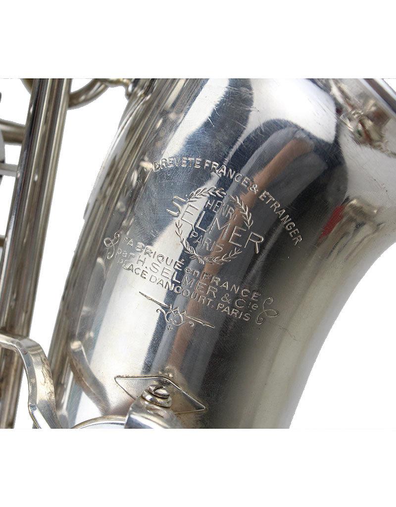 Selmer Selmer Balanced Action Alto Saxophone ca. 1945
