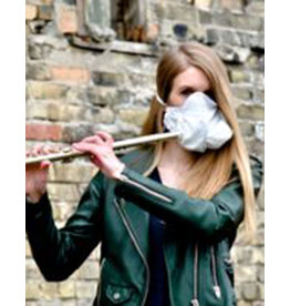 Torpedo Bags FluteChute Playing Mask for Flautists