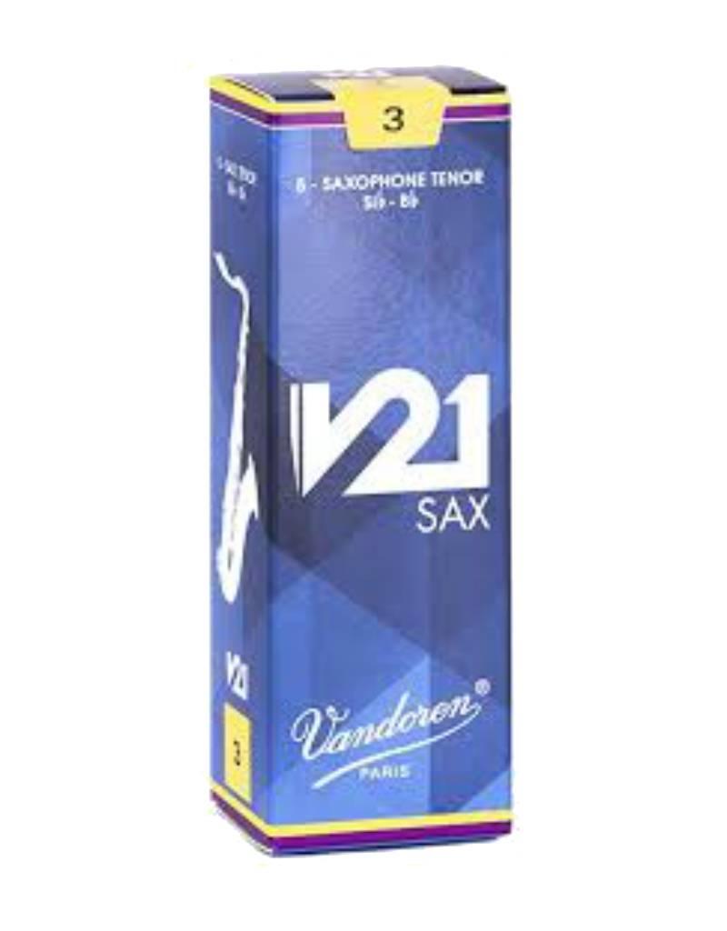 Vandoren Vandoren V21 Tenor Saxophone Reeds