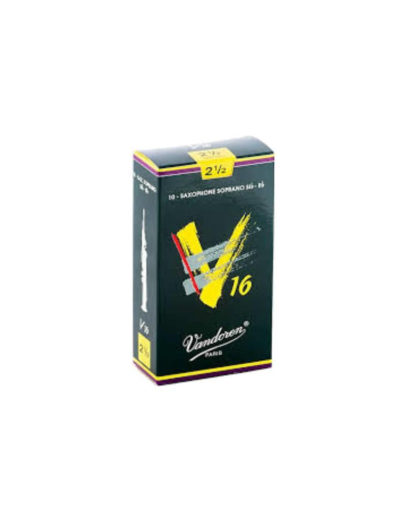 Vandoren Vandoren V16 Soprano Sax Reeds
