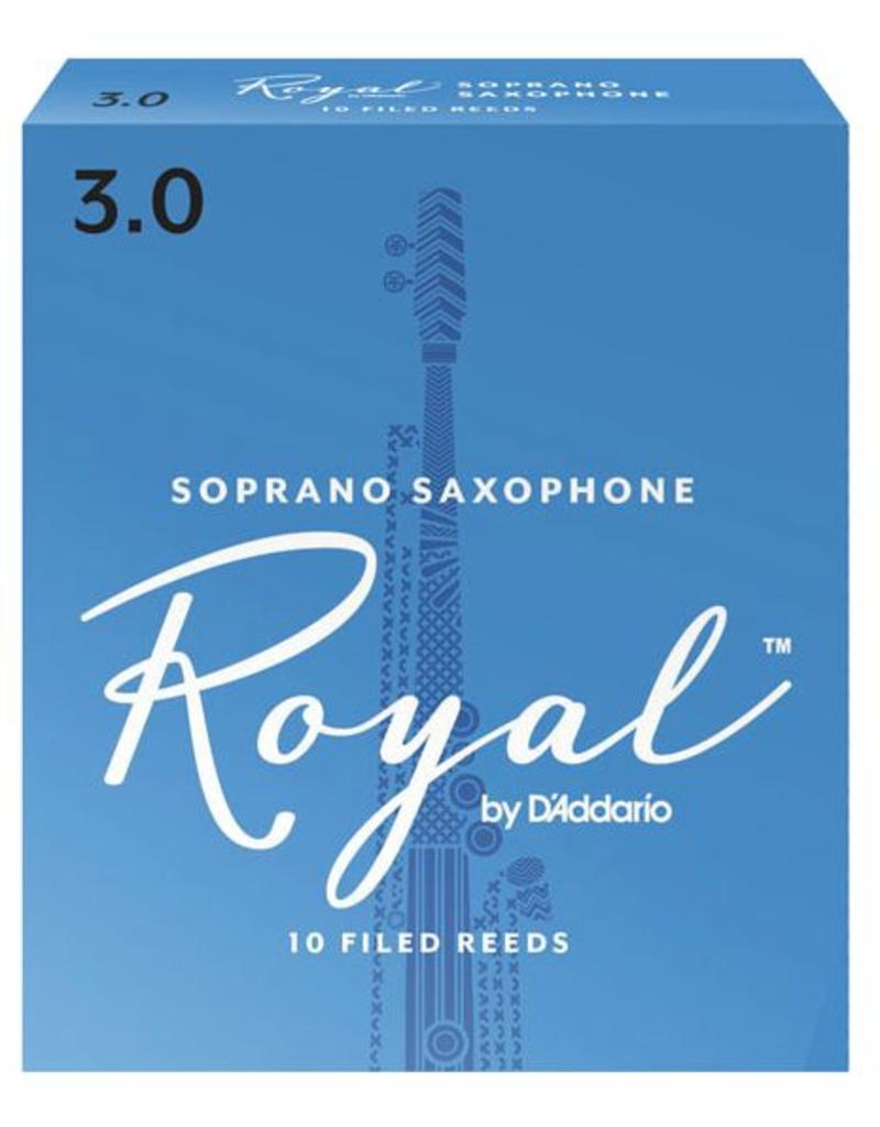 Rico Royal Rico Royal Soprano Saxophone Reeds