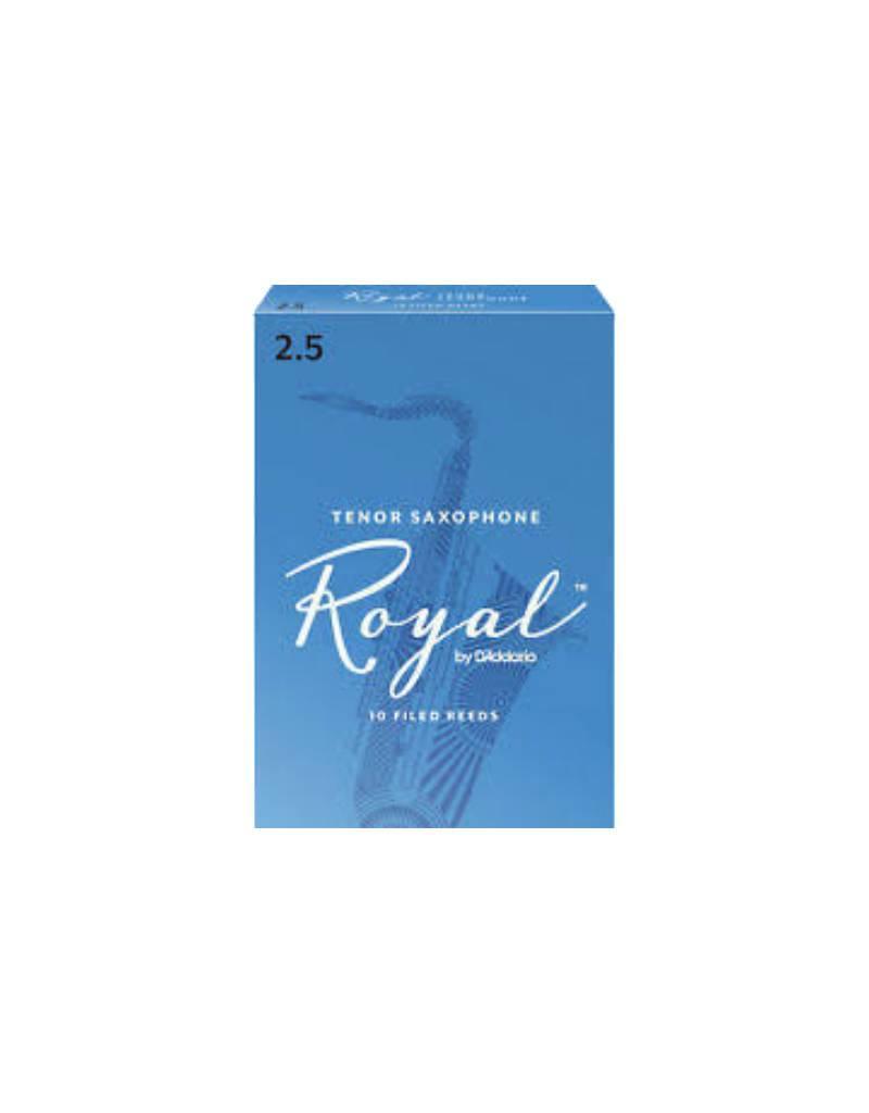Rico Royal Rico Royal Tenor Saxophone Reeds