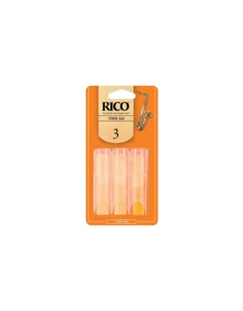 Rico Rico Tenor Saxophone Reeds (3 Pack)