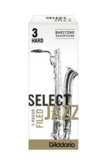 D'Addario D'Addario Select Jazz Filed Baritone Sax Reeds
