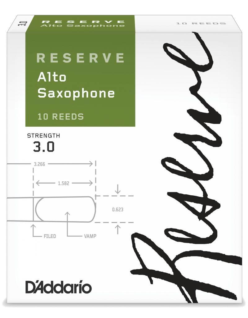Rico Reserve Rico Reserve Alto Saxophone Reeds