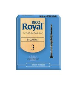 Rico Rico Royal Bb Clarinet Reeds