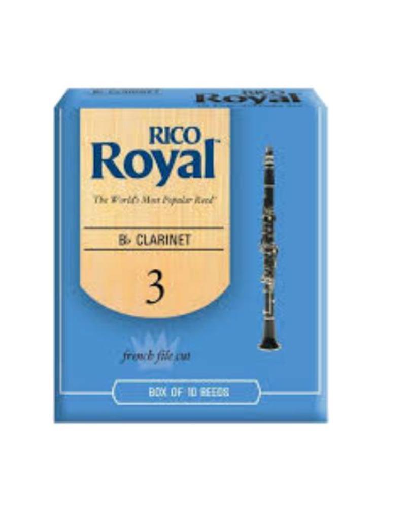 Rico Rico Royal Bb Clarinet Reeds