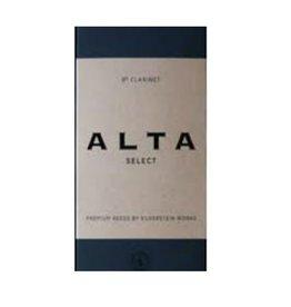 Silverstein Silverstein Alta Select Clarinet Reeds