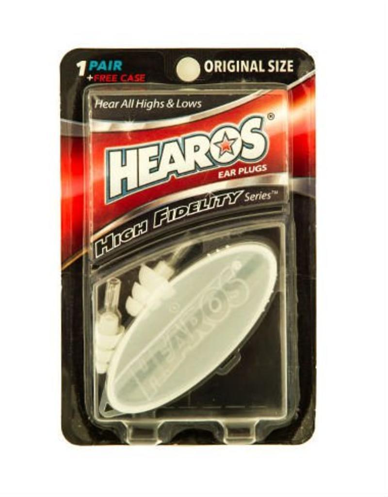 Hearos Hearos High Fidelity Ear Plugs