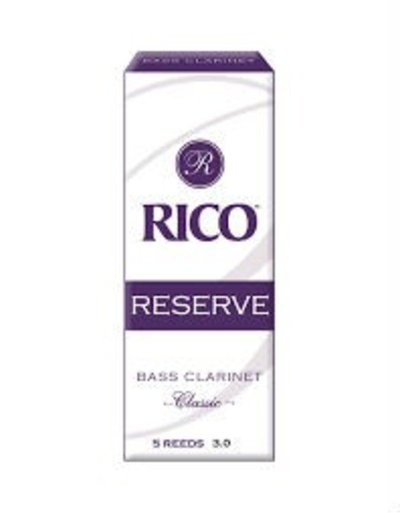 Rico Reserve Rico Reserve Bass Clarinet Classic