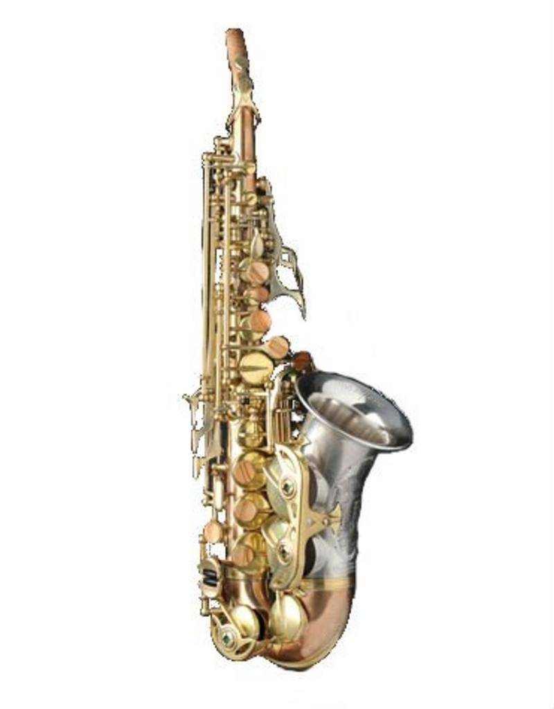 Rampone Rampone and Cazzani 'Two Voices' Curved Soprano Saxophone