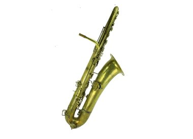 Bass Saxophones