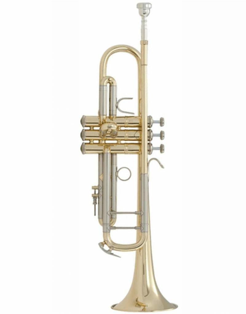 Vincent Bach Vincent Bach Stradivarius Bb Trumpet Model 37 Lightweight