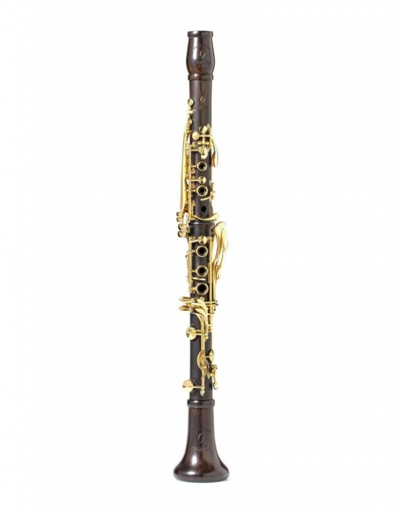Backun Bakun 'MOBA' Bb Clarinet