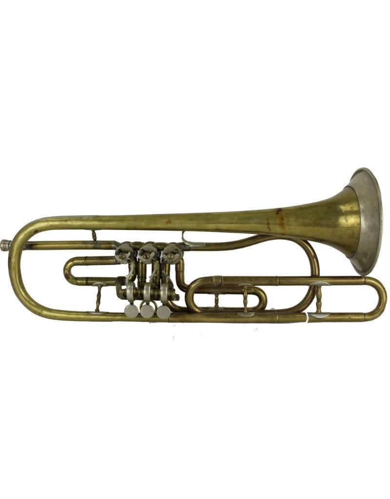 Sindelar Emil Sindelar Rotary Trumpet in Low E 1f2a4da97