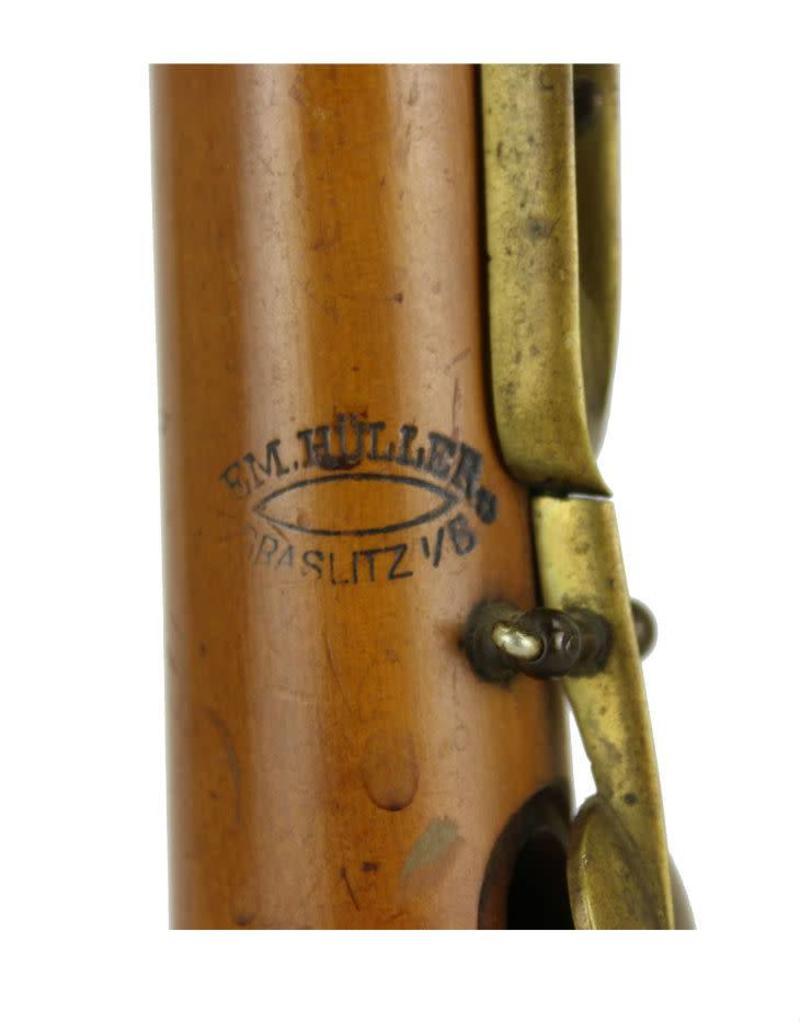 Huller Huller Boxwood C Clarinet