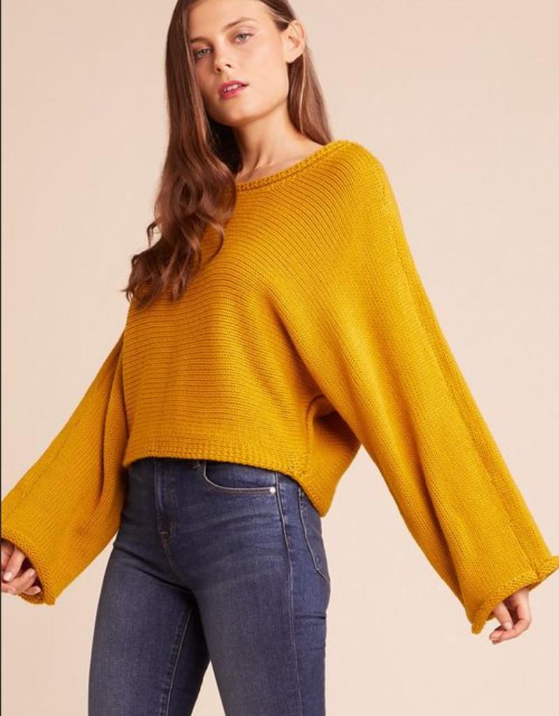 bb dakota bb talk dropped sweater FINAL SALE