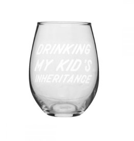 inheritance wine glass