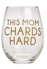 chards hard wine glass