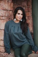 monochrome TUL sweatshirt