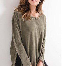 z supply the weekender sweatshirt