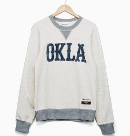 LivyLu okla champion sweatshirt