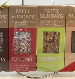fatty sundays christmas assorted pretzel set FINAL SALE