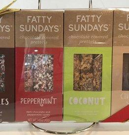fatty sundays christmas assorted pretzel set