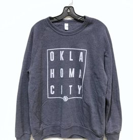 Opolis okc square champ sweatshirt FINAL SALE