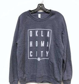 Opolis okc square champ sweatshirt