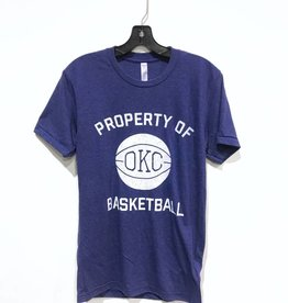 Opolis property of okc basketball tri crew FINAL SALE