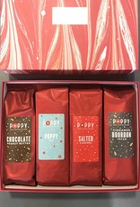 poppy popcorn large holiday sampler case