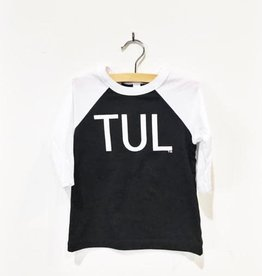 R+R youth TUL baseball tee