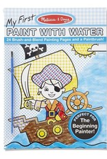 melissa and doug my first paint with water- blue