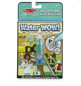 melissa and doug on the go water wow! occupations