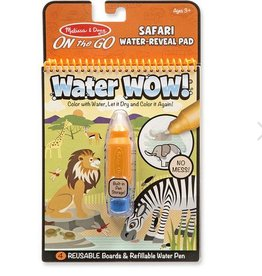 melissa and doug water wow! safari water reveal pad