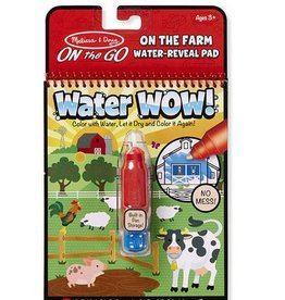 melissa and doug water wow! farm